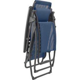 Lafuma Mobilier Futura - Siège camping - Batyline gris/bleu